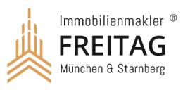 Immobilienmakler FREITAG für München, Starnberg und Starnberger See