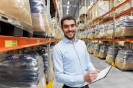 Kaufmann/-frau für Spedition und Logistikdienstleistung