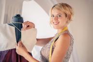 Textil- und Modeschneider/in