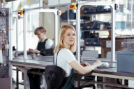 Werkgehilfe Schmuckwarenindustrie, Taschen- und Armbanduhren