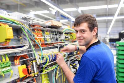 Ausbildung iElektroniker/in für Automatisierungstechnik