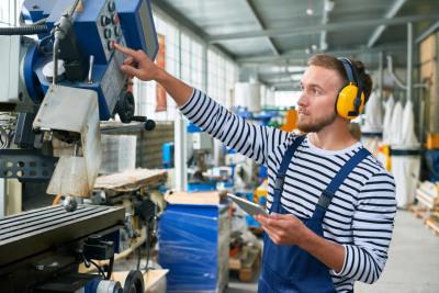 Ausbildung iElektroniker/in für Betriebstechnik