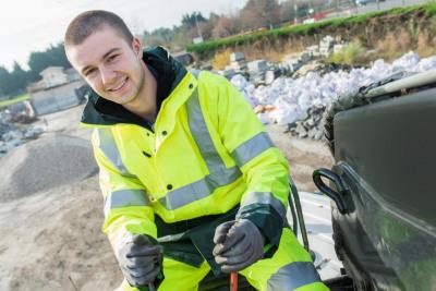 Ausbildung iFachkraft für Kreislauf- und Abfallwirtschaft