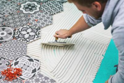 Ausbildung iFliesen-, Platten- und Mosaikleger/in