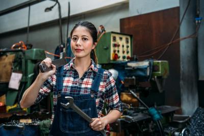 Ausbildung iIndustriemechaniker/in