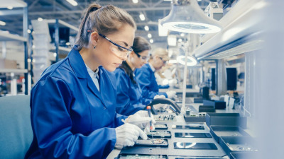 Ausbildung iMikrotechnologe/-technologin