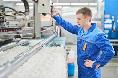 Ausbildung iProduktionsmechaniker/in Textil