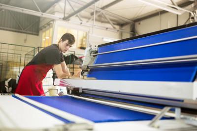 Ausbildung iProduktveredler/in Textil