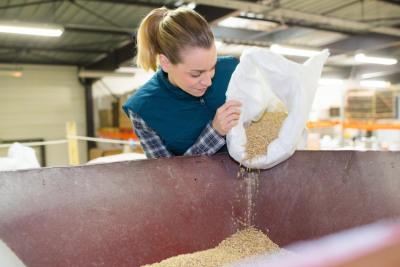 Ausbildung iVerfahrenstechnologe/-technologin in der Mühlen- und Getreidewirtschaft