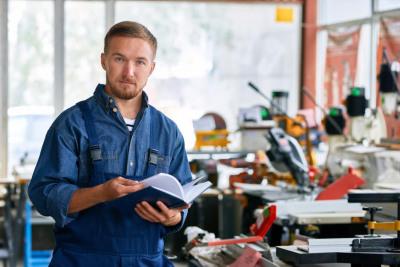 Ausbildung iZerspanungsmechaniker/in